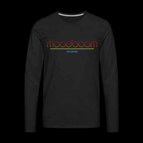 moodboom - Men's Premium Long Sleeve T-Shirt