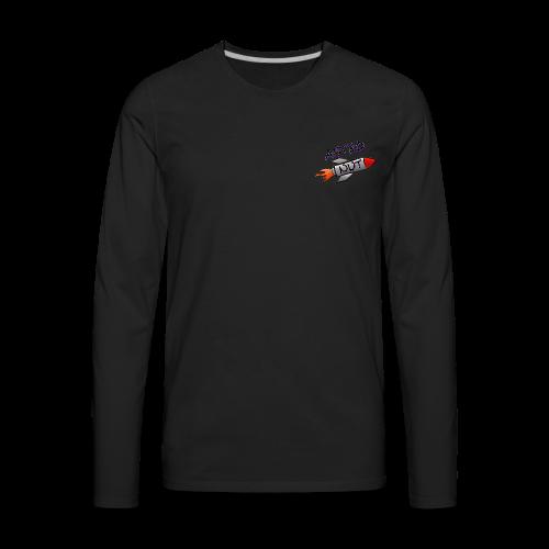 Astro Ship - Men's Premium Long Sleeve T-Shirt