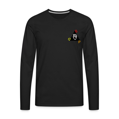 limited edition BDP merch - Men's Premium Long Sleeve T-Shirt