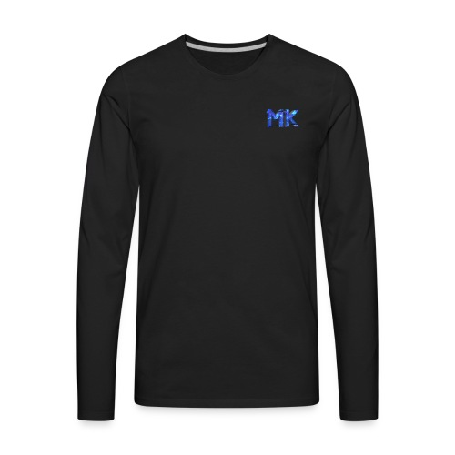 Moba King - Men's Premium Long Sleeve T-Shirt