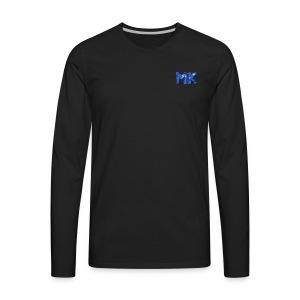 Moba King - Men's Premium Long Sleeve T-Shirt