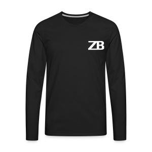 ZenBar Merch - Men's Premium Long Sleeve T-Shirt