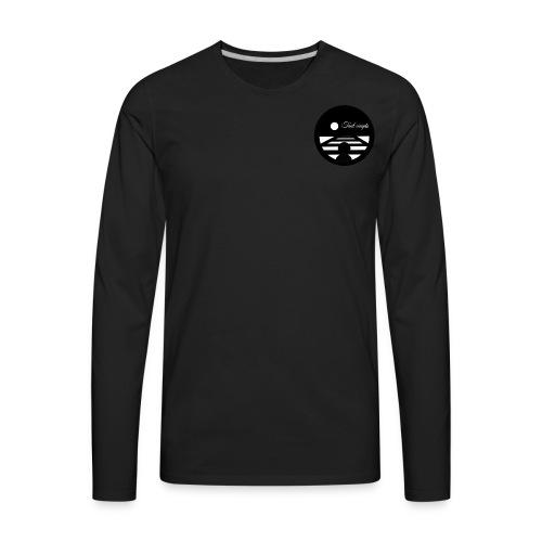 Tout Simplement Inc real - T-shirt Premium à manches longues pour hommes