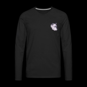 Howl - Men's Premium Long Sleeve T-Shirt