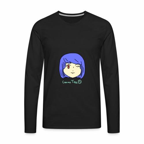 Violet View - Men's Premium Long Sleeve T-Shirt