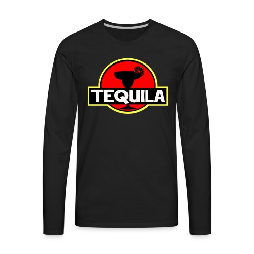 Tequila JP - Men's Premium Long Sleeve T-Shirt