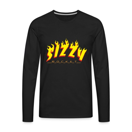 sizzyrocket - Men's Premium Long Sleeve T-Shirt