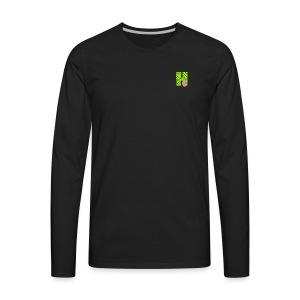 The Distinguished Emblem - Men's Premium Long Sleeve T-Shirt