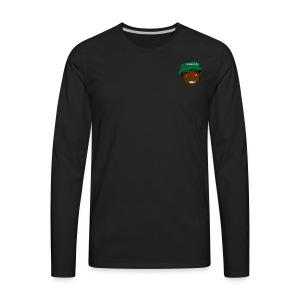 Anybody Can Say it - Men's Premium Long Sleeve T-Shirt