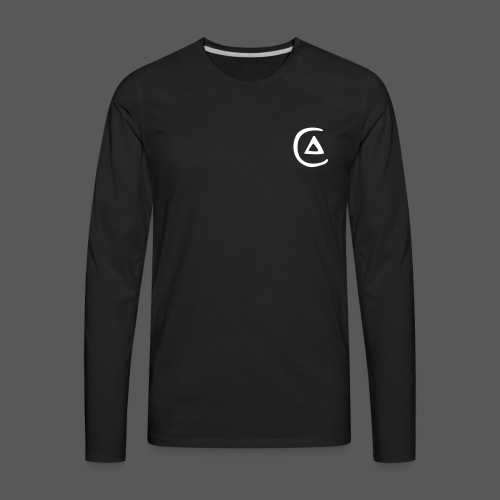 Circulation of Fire - Men's Premium Long Sleeve T-Shirt