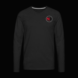 Nutmeg Report - Men's Premium Long Sleeve T-Shirt