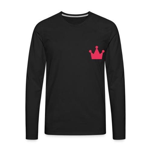 GOLDEN KING BRAND - Men's Premium Long Sleeve T-Shirt