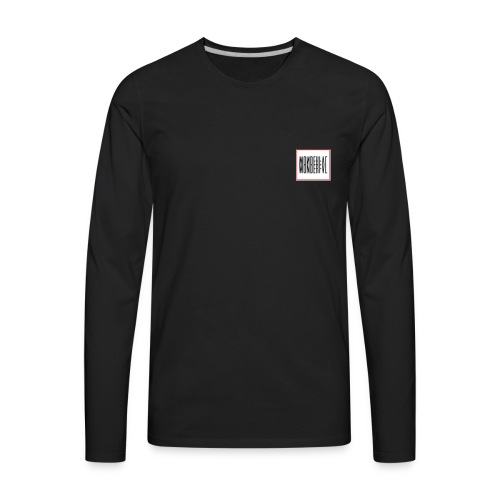Succ - Men's Premium Long Sleeve T-Shirt