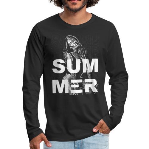 summer 2reborn - Men's Premium Long Sleeve T-Shirt