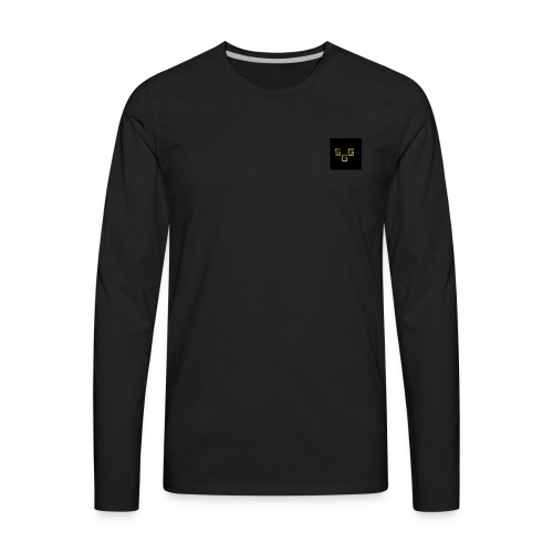 Samiggaming - Men's Premium Long Sleeve T-Shirt