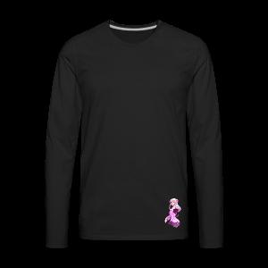 LordMaru's Avatar - Men's Premium Long Sleeve T-Shirt