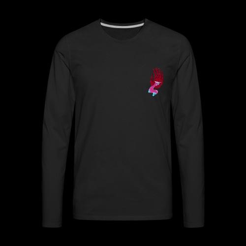 The Hand - Men's Premium Long Sleeve T-Shirt