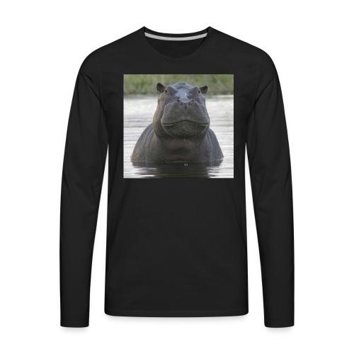bertrand - T-shirt Premium à manches longues pour hommes
