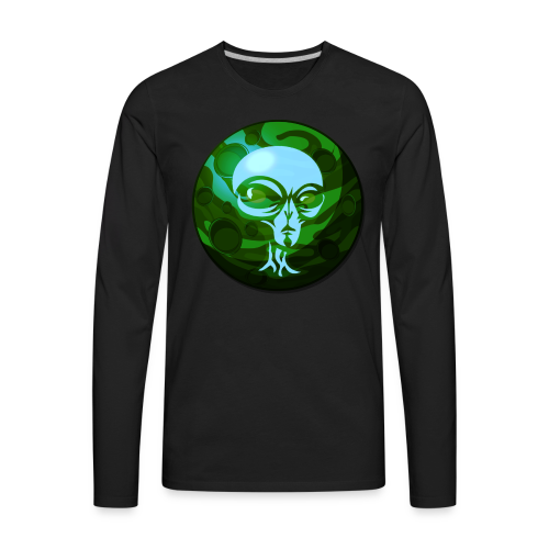 MarshynsWrld DvNk Green - Men's Premium Long Sleeve T-Shirt