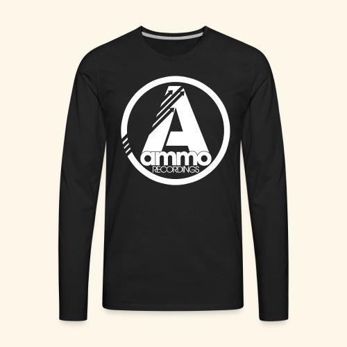 Ammo Recordings Apparel - Men's Premium Long Sleeve T-Shirt