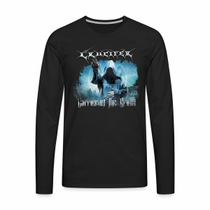 Crucifer Carrier of the Cross - Men's Premium Long Sleeve T-Shirt