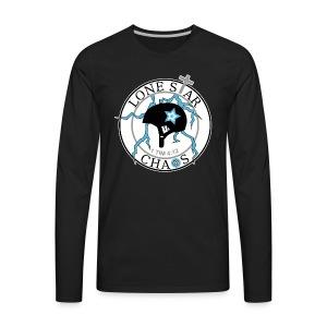 Lone Star Chaos - Men's Premium Long Sleeve T-Shirt