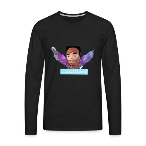 10KxFIGURES - Men's Premium Long Sleeve T-Shirt