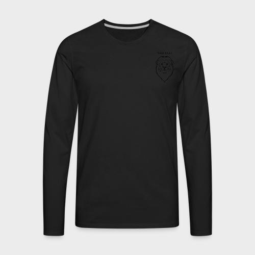 T.C LION - Men's Premium Long Sleeve T-Shirt
