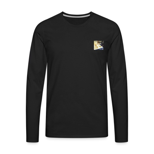 9E9EBCB0 1FF6 47F2 A801 10DB5FB1C4D7 - Men's Premium Long Sleeve T-Shirt