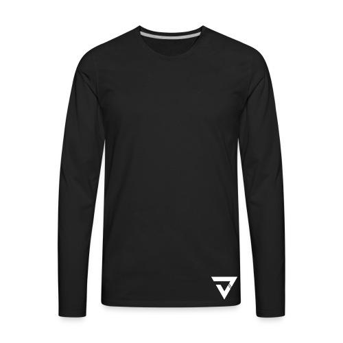 white v7 - Men's Premium Long Sleeve T-Shirt