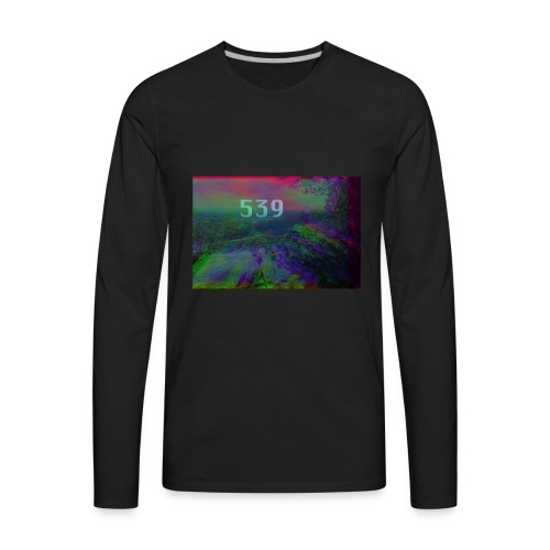 Shifted Perception - Men's Premium Long Sleeve T-Shirt