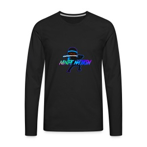 Ninja Nation - Men's Premium Long Sleeve T-Shirt