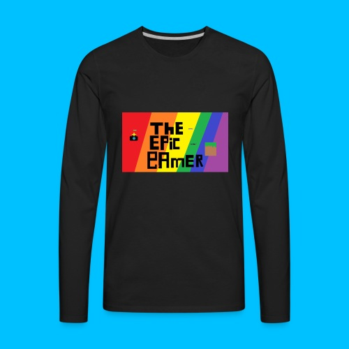 The Epic Gamer special - Men's Premium Long Sleeve T-Shirt