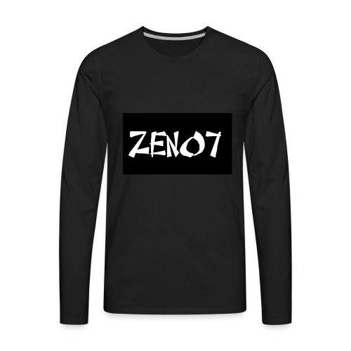 Zen07 Merch - Men's Premium Long Sleeve T-Shirt