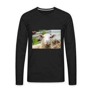 Sheep - Men's Premium Long Sleeve T-Shirt