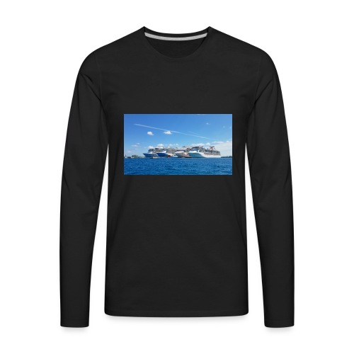 Cruise - Men's Premium Long Sleeve T-Shirt