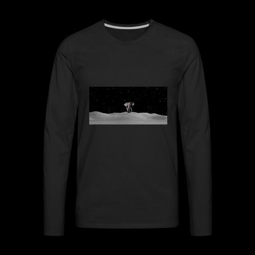 ANDROMEDA, The Elephant Graveyard - Men's Premium Long Sleeve T-Shirt