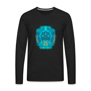 Blue Line - Men's Premium Long Sleeve T-Shirt