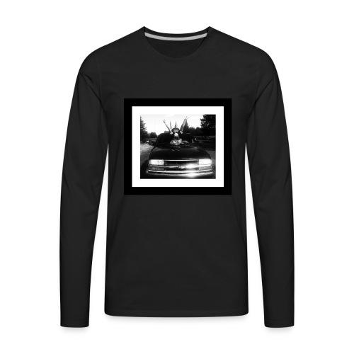 Country Life - Men's Premium Long Sleeve T-Shirt