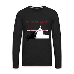 The Millennials Are Coming! - Men's Premium Long Sleeve T-Shirt