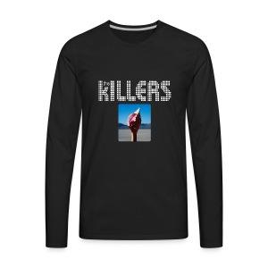 wonderful tour - Men's Premium Long Sleeve T-Shirt