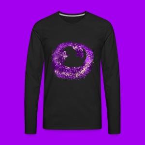 Purple Snake - Men's Premium Long Sleeve T-Shirt