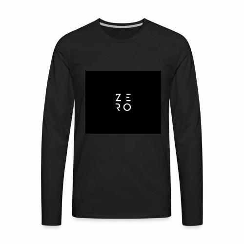 ZERO Type 1's - Men's Premium Long Sleeve T-Shirt