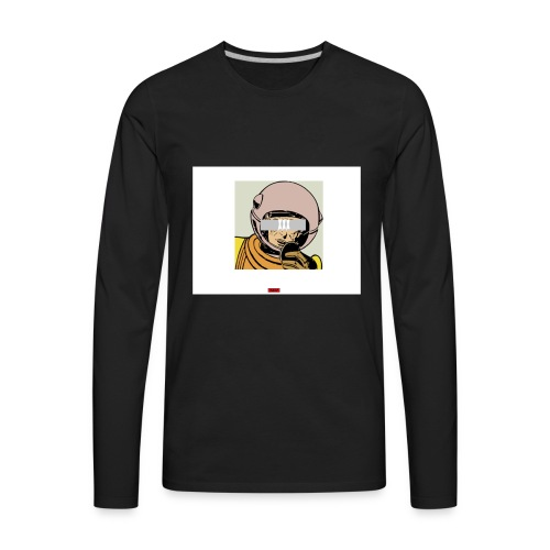 Astro Boy - Men's Premium Long Sleeve T-Shirt
