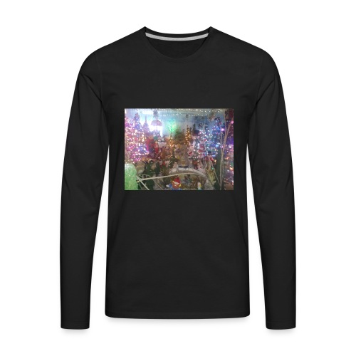 Happy holidays - Men's Premium Long Sleeve T-Shirt