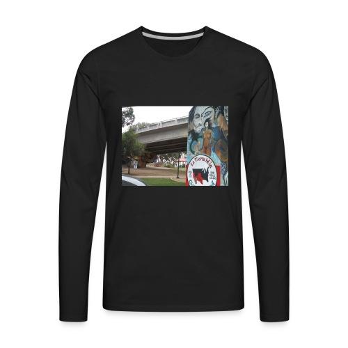 Barrio 92113 - Men's Premium Long Sleeve T-Shirt