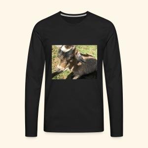 Dope goat - Men's Premium Long Sleeve T-Shirt