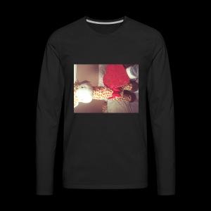 Valentines love - Men's Premium Long Sleeve T-Shirt