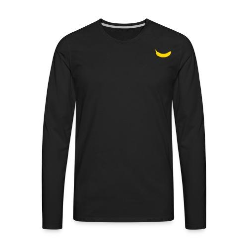 Simple Banana - Men's Premium Long Sleeve T-Shirt