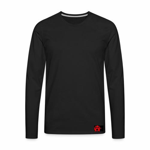 Anarchy - Men's Premium Long Sleeve T-Shirt